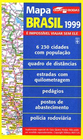 Mapa Brasil: Rodas, Quatro