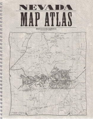 9780783415079: Nevada Map Atlas