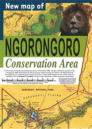 Ngorongoro Conservation Area: Maco Editions LLC.