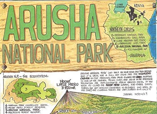 Arusha National Park/Mount Meru: Maco Editions LLC.