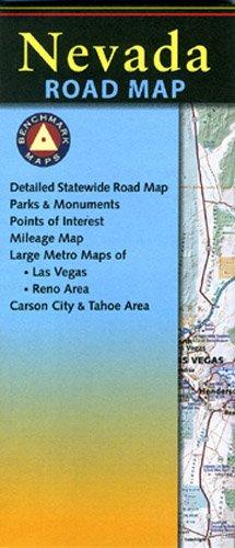 9780783498461: Nevada Road Map