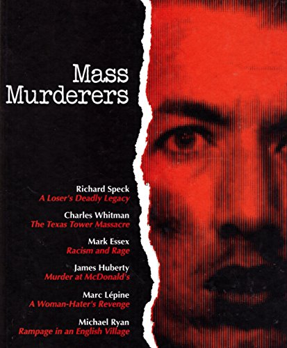 Mass Murderers (True Crime): Time-Life Books
