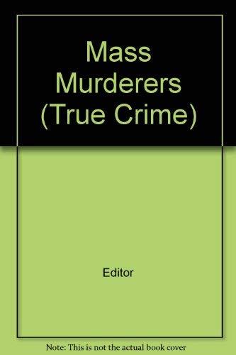 9780783500058: Mass Murderers
