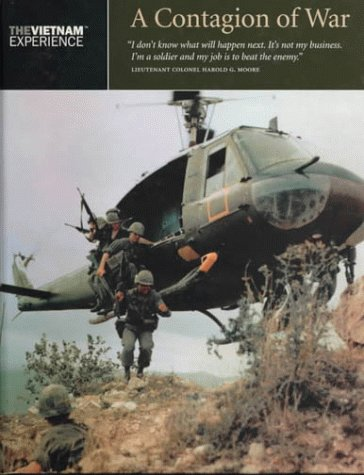 9780783501505: A Contagion of War (The Vietnam Experience)