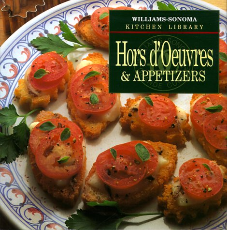 9780783502182: Hors D'Oeuvres & Appetizers (Williams-Sonoma Kitchen Library)