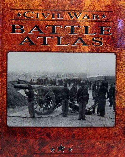 9780783548951: Battle Atlas Civil War P&g B