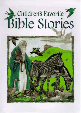 Children's Favorite Bible Stories: Time Life Books
