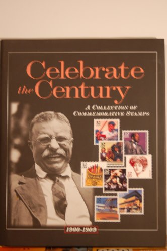 Celebrate the Century a Collection of Commemorative Stamps 1900-1989 (9 Vols.): Time-Life Books ...