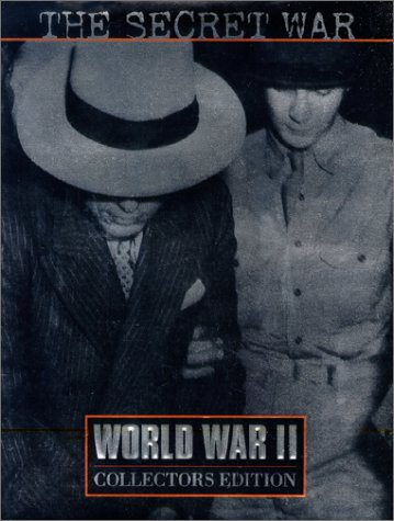 9780783557007: The Secret War (World War II Collector's Edition , Vol 29)