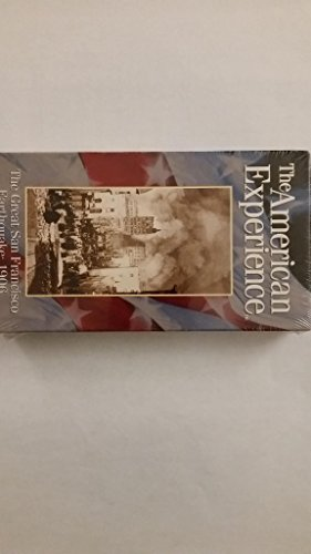 9780783582689: The Great San Francisco Earthquake of 1906 (The American Experience) [VHS]