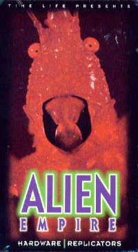 9780783585246: Alien Empire: Hardware/Replicators [VHS]