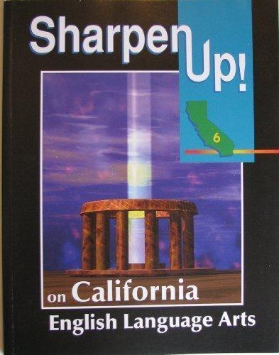 Sharpen Up! California English Language Arts Grade: Buckle Down