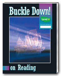 Buckle Down On Reading Level 4
