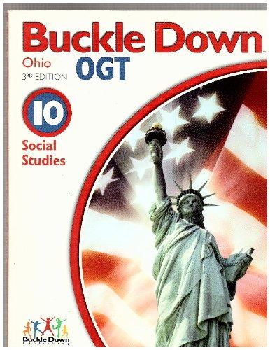 9780783649252: Buckle Down: Ohio Social Studies: Level 10: 3rd Edition