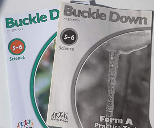 9780783650012: Buckle Down 5-6 Science 2nd Edition