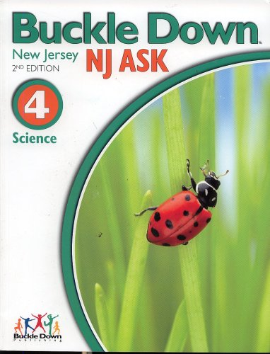 Buckle Down New Jersey 2nd Ed. Nj Ask 4 Science