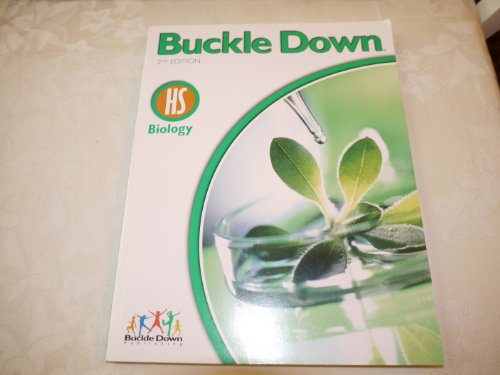 9780783650579: Buckle Down High School Biology (2nd Edition) ISBN 9780783650579 0783650574