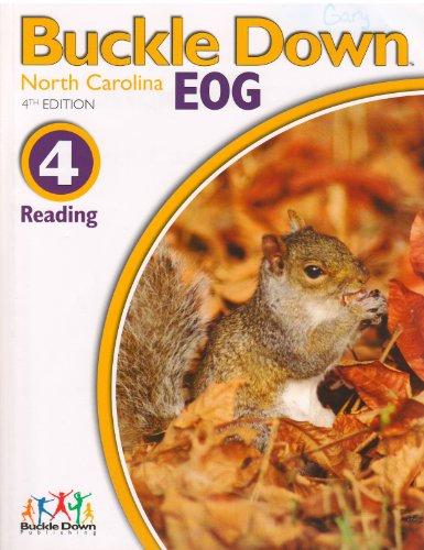 9780783650654: Buckle Down EOG North Carolina Reading Level 4