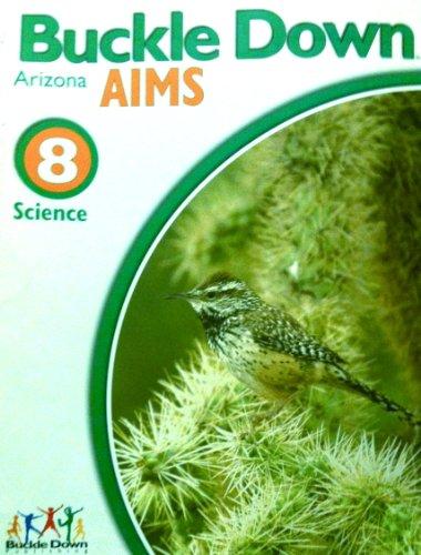 9780783650890: Arizona Science Level 8 (Buckle Down AIMS)