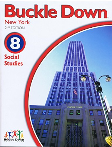 Buckle Down New York 2nd Edition Grade: Triumph Learning