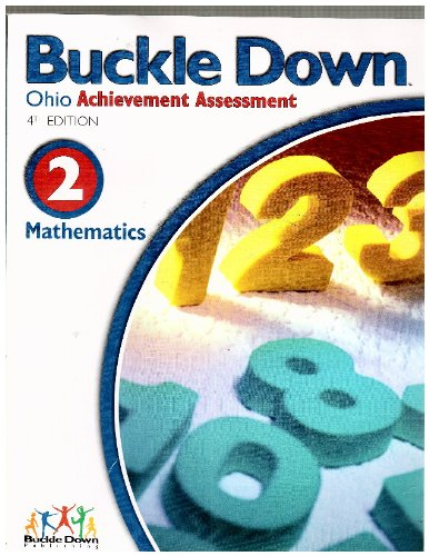 buckle down ohio mathematics level 2, 4th: buckle down publishers