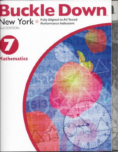9780783670751: Buckle Down New York 2nd Edition Grade 7 Mathematics with Two Extra Practice Tests