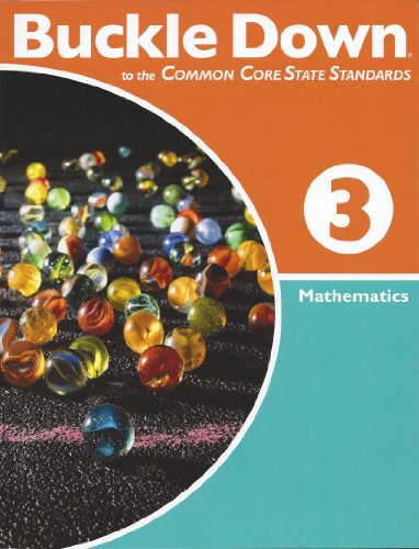 Buckle down Common Core Math G3: Triumph Learning LLC