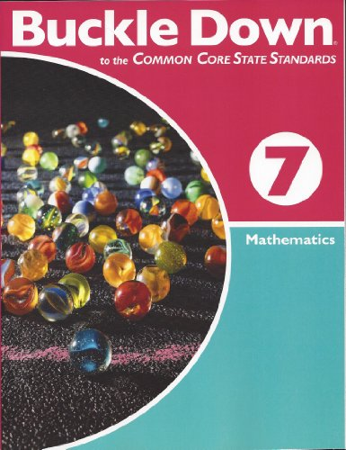 9780783679891: Buckle down Common Core Math G7