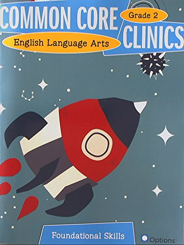 Common Core Clinics, English Language Arts, Foundational: Triumph Learning, LLC