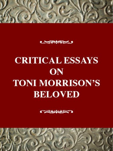 9780783800493: Critical Essays on Toni Morrison's Beloved (Critical Essays on American Literature Series)