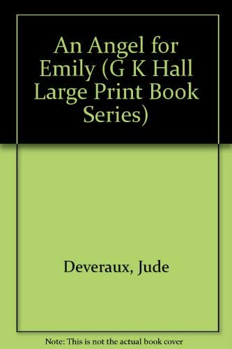 9780783801858: An Angel for Emily (G K Hall Large Print Book Series)