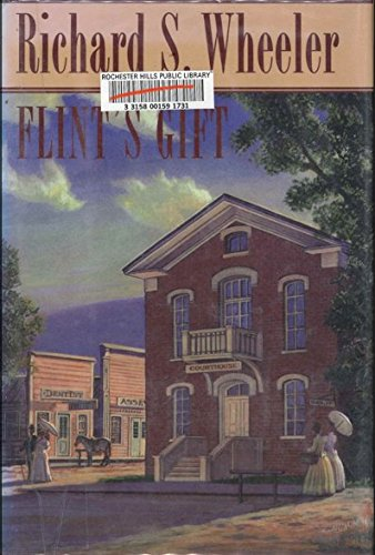 9780783802701: Flint's Gift (G K Hall Large Print Book Series)