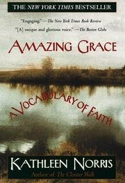 9780783802978: Amazing Grace: A Vocabulary of Faith (G K Hall Large Print Book Series)
