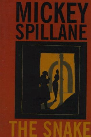 The Snake (9780783804125) by Mickey Spillane