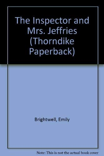 9780783804170: The Inspector and Mrs. Jeffries