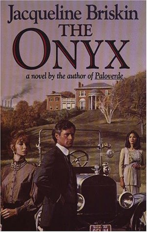 9780783811338: The Onyx (G K Hall Large Print Book Series)
