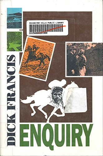 9780783811420: Enquiry (G K Hall Large Print Book Series)