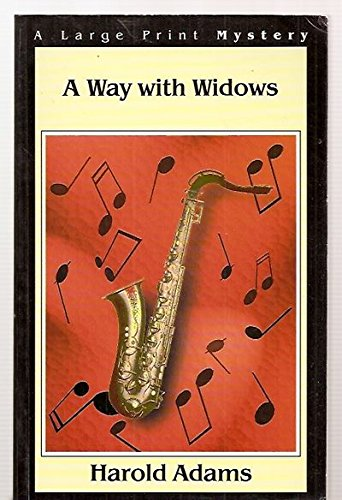 9780783811444: A Way With Widows: A Carl Wilcox Mystery (Thorndike Press Large Print Paperback Series)