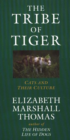 9780783811697: The Tribe of Tiger: Cats and Their Culture (G K Hall Large Print Book)