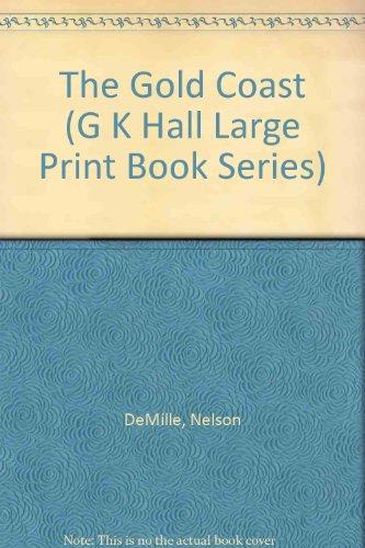 9780783812250: The Gold Coast (G K Hall Large Print Book Series)