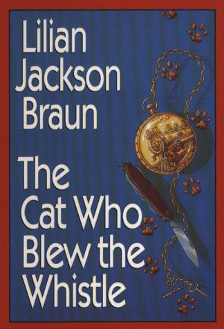 9780783812526: The Cat Who Blew the Whistle (G K Hall Large Print Book Series)