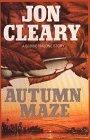 Autumn Maze (G K Hall Large Print Book Series): Cleary, Jon
