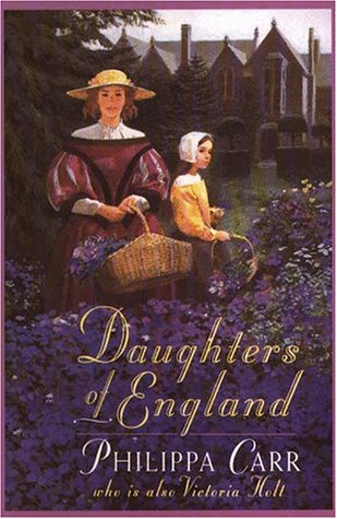 9780783813523: Daughters of England (G K Hall Large Print Book Series)