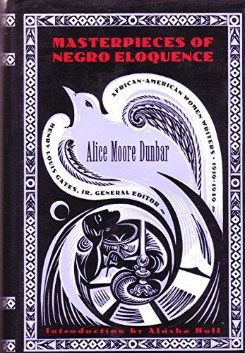 Masterpieces of Negro Eloquence : African-American Women: Dunbar, Alice Moore