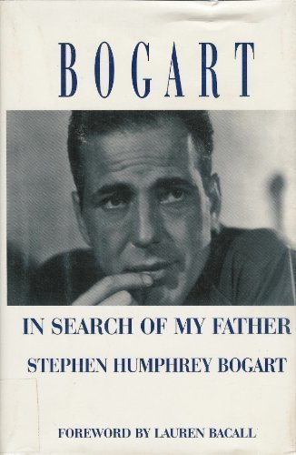 9780783814827: Bogart: In Search of My Father (G K Hall Large Print Book Series)