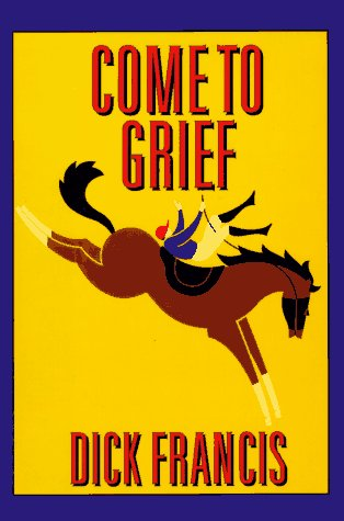 9780783815084: Come to Grief (G K Hall Large Print Book Series)