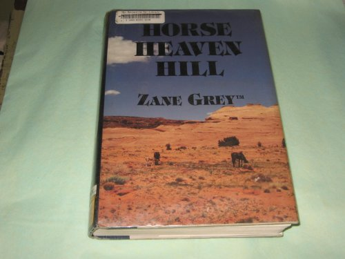 9780783815237: Horse Heaven Hill (G K Hall Large Print Book Series)