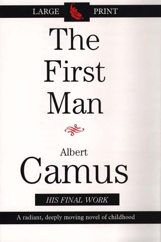 9780783816012: The First Man
