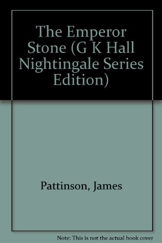 9780783816265: The Emperor Stone (G. K. Hall Nightingale Series Edition)