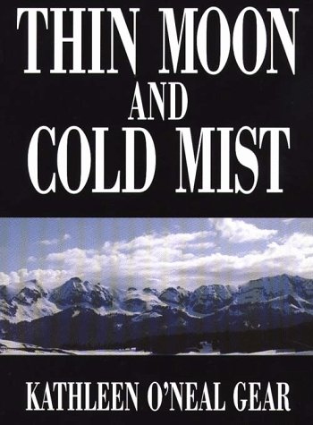 9780783816364: Thin Moon and Cold Mist (G K Hall Large Print Book Series)